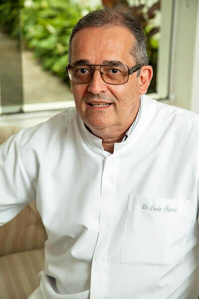 Foto Dr. Carlos José de Lima Franco