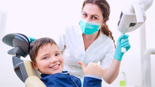 Dentista infantil no brooklin 24 horas